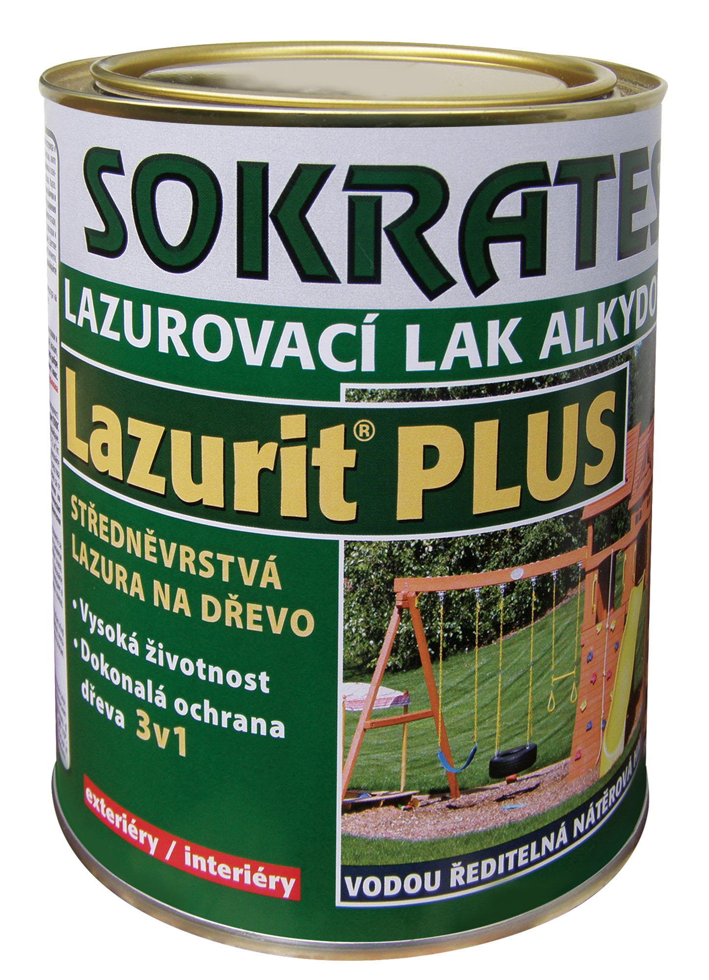 Sokrates Lazurit PLUS